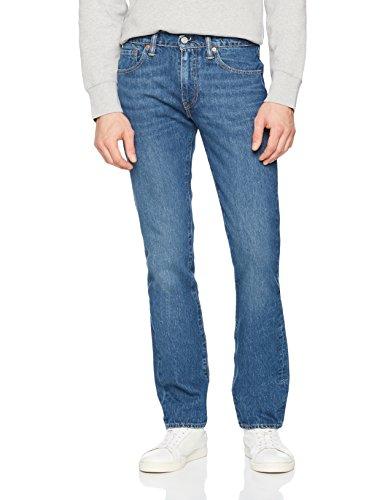 Slim 511 Blu 2614 Da Jeans Fit mid City Uomo Levi's FxU5SqY5