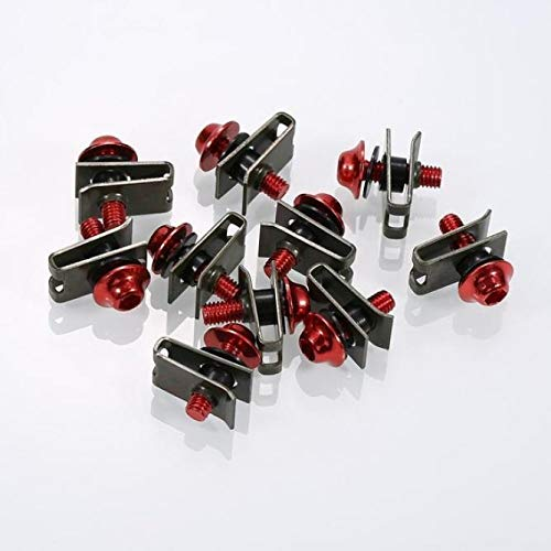 Noradtjcca 20PCS 17mm Special Socket Car Wheel Auto Hub Screw Cover Nut Caps Bolt Rims Exterior Decoration Protecting