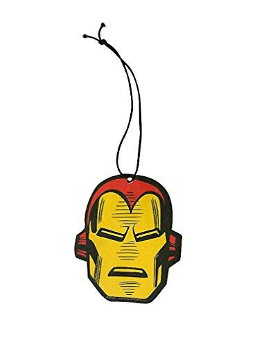 (Iron Man Strawberry Scent Travel Auto Office Air Freshener Air Purifier)