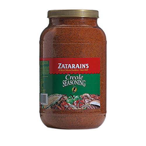Zatarains Creole Seasoning - 8 lb. container, 4 per case by Zatarain's