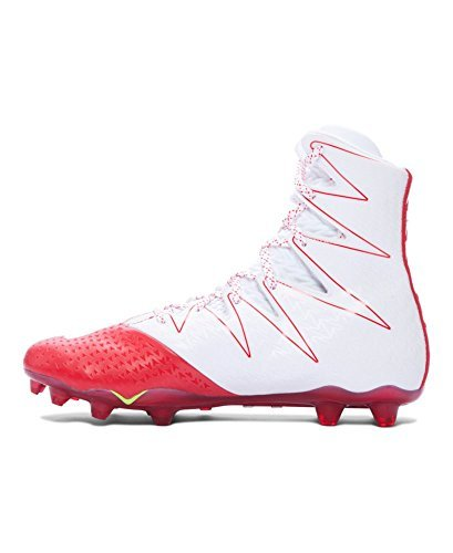 Used, Under Armour UA Highlight MC 8.5 Red for sale  Delivered anywhere in USA