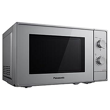 Panasonic nn-e22jmmepg Horno a microondas, 800 W, 20 L, 46 Decibel