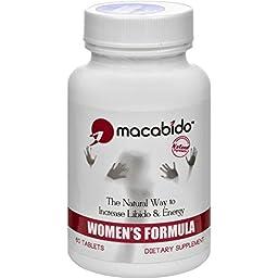 Bricker Labs Macabido Women\'s Formula - 60 Tablets