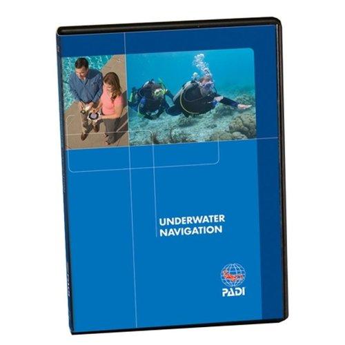Padi Under Water Navigation - DVD, #70885 - Padi Open Water Dvd