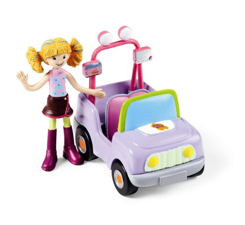 (Manhattan Toy Groovy Girl Minis Ready to Play Set, Waves & Wheels)