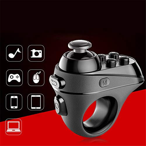 Go Cart Go Wireless Bluetooth Finger Game Controller Handle Adapter Mouse Selfies Switch Pages Function Support Android iOS System by Go Cart Go (Image #6)