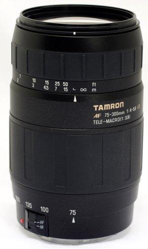 Tamron AF 75-300mm f/4.0-5.6 LD for Canon Digital SLR Cam...