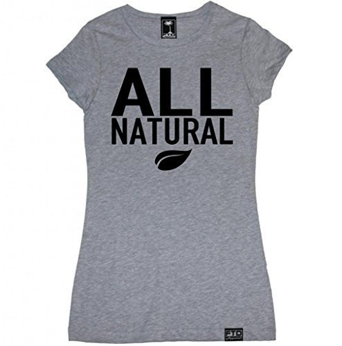 FTD Apparel Women's All Natural T Shirt - XL (Ftd Natural)