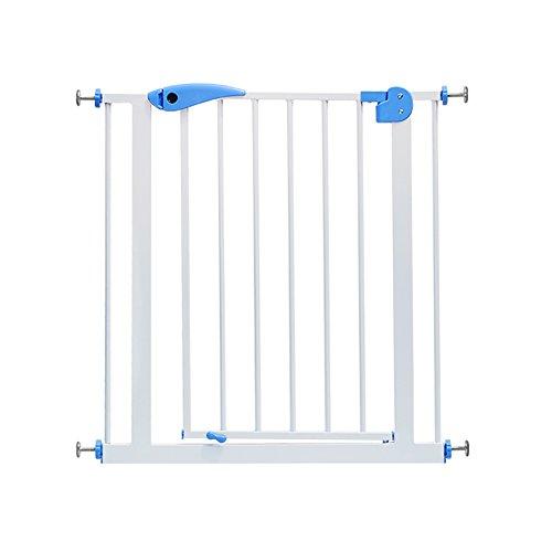 Ampliar Metal Pet Gate Barandilla Baby Stairs Valla Costway Baby Safety Playpen Hogar Puerta Seguridad Aislamiento Puerta...