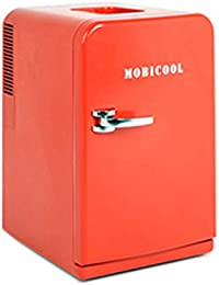 Mobicool Mini Portable Refrigerator Red 15L,507oz 220V AC,12V DC