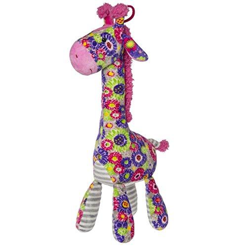 Mary Meyer Print Pizzazz Kaleidoscope Giraffe Plush Toy