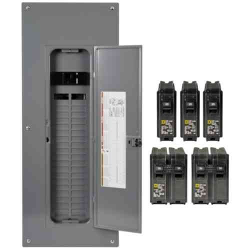 200amp breaker panel - 1