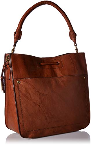 Drawstring Hobo Whiskey Leather FRYE Demi 5BHSaa