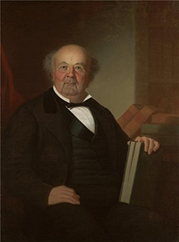 Oil Painting 'George Caleb Bingham,Dr.Benoist Troost,about 1859' Printing On Perfect Effect Canvas , 8x11 Inch / 20x27 Cm ,the Best Gym Artwork And Home Gallery Art And Gifts Is This Cheap But High Quality Art Decorative Art Decorative Prints On