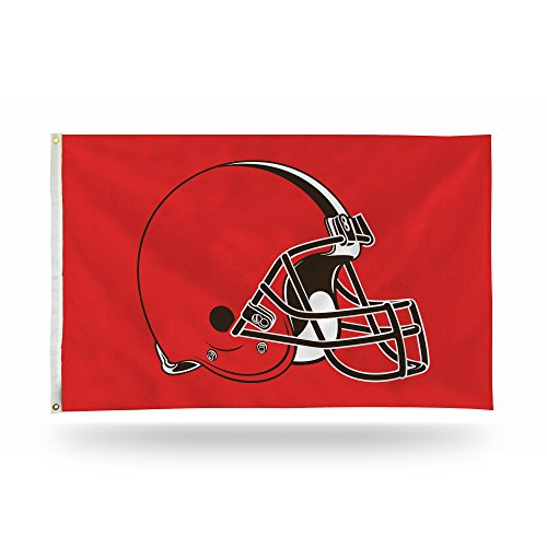 rowns 3-Foot by 5-Foot Single Sided Banner Flag with Grommets ()
