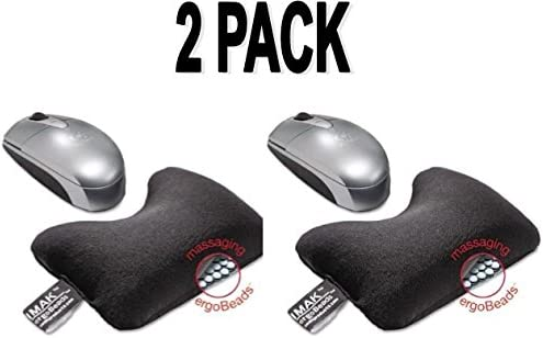 D132 IMAK A10165 Wrist Cushion IMAA10165 Black