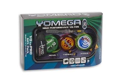 Yomega 3 Piece Gift Set from Yomega Corp.