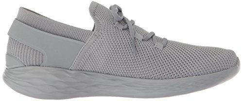 Femme Enfiler Skechers Gris You spirit Baskets B4BItw