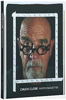 chuck close photo maquettes sealed by chuck and jonathan weinberg close 2013 08 02