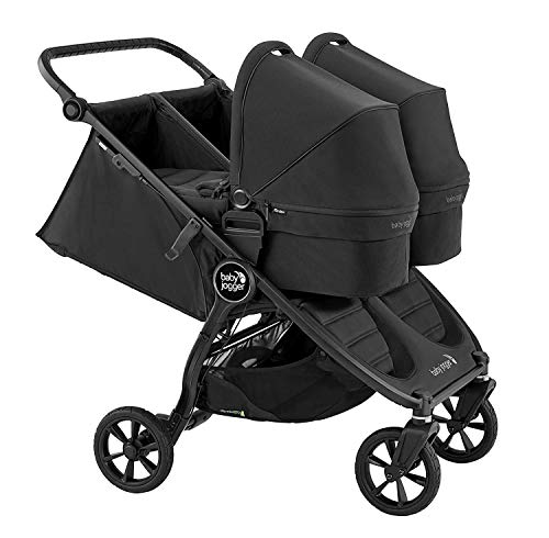 Baby Jogger City Mini GT2 Double Stroller, Jet