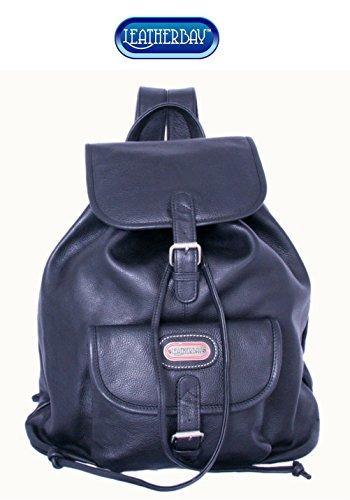 leatherbay-backpack-with-single-pocket-black
