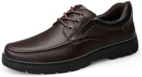 メンズ レースアップ ウォーキングシューズ カジュアルシューズ メンズ 幅広 軽量 紳士靴 ラウンドトゥ 小さいサイズ 敬老の日 父の日 ギフト 通勤 トレッキング 登山靴 耐摩耗ソール アウトドア ドライビングシューズ