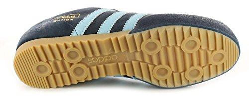 Uomo navy Blu Bamba Basse Sneaker adidas twSAqvzW