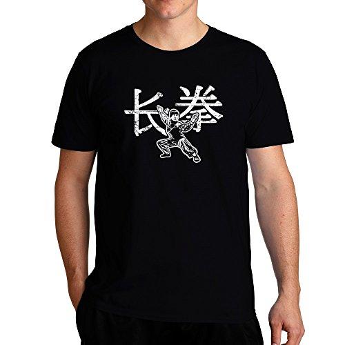 Eddany Wushu changquan Chinese Character T-Shirt