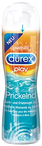Durex Play Prickelnd Gleit- und Erlebnisgel, 1er Pack (1 x 50 ml)
