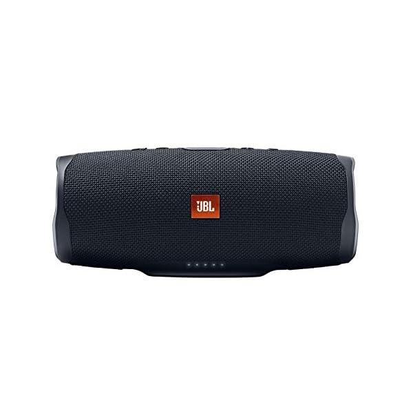 JBL Charge 4 - enceinte Bluetooth Portable avec Usb - Robuste et Étanche : pour Piscine et Plage - Son Puissant - Autonomie 20 Hrs - Noir 2