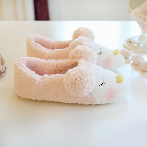 Halluci Womens Confortable Molleton Mémoire Mousse Maison Tour Ou Traiter Halloween Pantoufles Mignon Pingouin