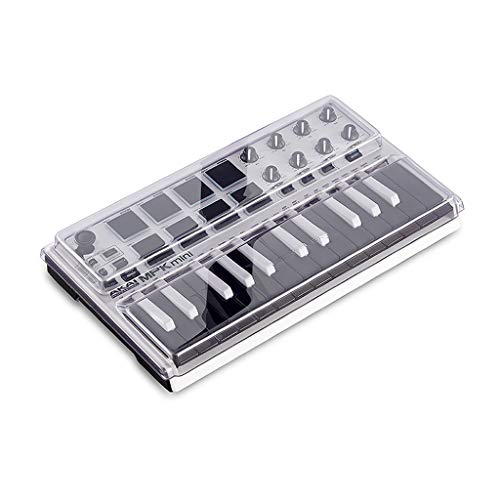 Decksaver Piano or Keyboard Case (DSLE-PC-MINIMK2)