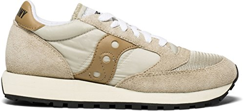 Zapatilla tan Jazz tea Saucony Cement T08 Castle Vintage 8dP70qwxB
