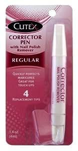 Amazon.com : Cutex Corrector Pen : Nail Polish And Nail