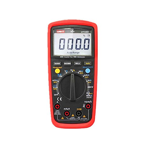 UNI-T UT139C True RMS Digital Multimeters - 6
