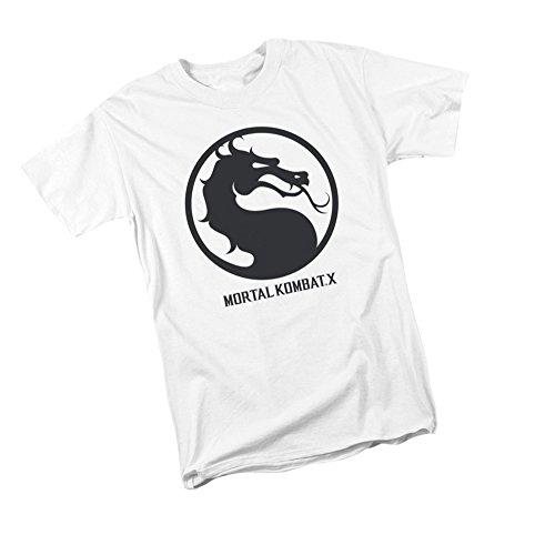 Game Seal -- Mortal Kombat X Adult T-Shirt, XXX-Large