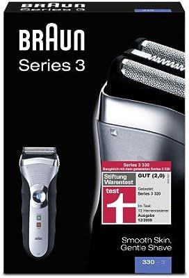 Braun - Afeitadora 330 (1h): Amazon.es: Salud y cuidado personal
