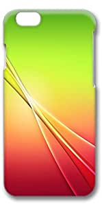 VUTTOO 3D Hard PC Bright Wave Cover Ultimate Protection For Apple iPhone 6 Plus Case (5.5Inch Only) by runtopwellby Maris's Diary