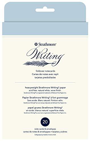 Strathmore Foldover Notecards 4.75