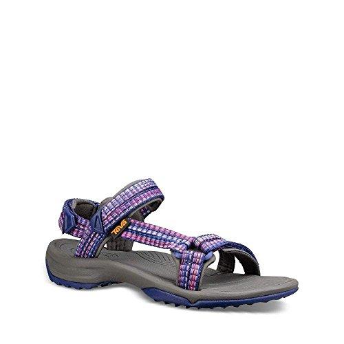 Samba Lite Fi Purple Sandales Teva W Multi Femme Terra tqH1YExf