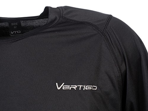 Babbler Tee Mc Shirt Vertigo Technique Alpes Noir 5IxPwU