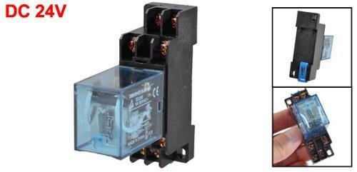 dealmux-iec256-dc-24v-2no-2nc-dpdt-8-pins-coil-power-relay-w-dyf08a-socket-base