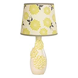 Stella Lamp Base & Shade by The Peanut Shell