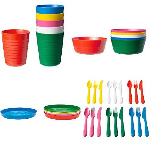 Ikea 36-piece Dinnerware Set