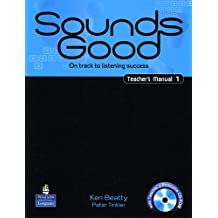 Sounds Good: On Track to Listening Success, Teacher's Manual, Level 1