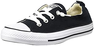 Converse Chuck Taylor All Star Shoreline Black Lace-Up Sneaker - 5 B(M) US
