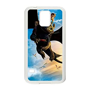 ZXCV Black bat and man Cell Phone Case for Samsung Galaxy S5