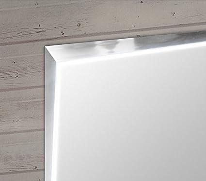Specchio da bagno Stella con luce a LED perimetrale interna e ...