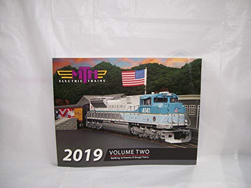 MTH O Gauge Year 2019 Volume Two Catalog