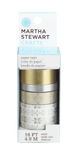 Martha Stewart Doily Lace - Martha Stewart Crafts EK Success Doily Lace Adhesive Paper Tape